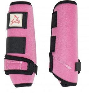 Beenbeschermer Jolly roze