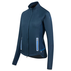 Horze Cassidy Sweatjacket blauw