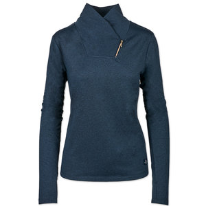 Mountain Horse Ayla Tech top Blauw melange