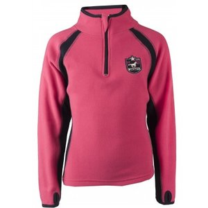 Fleece trui RH Fjord Hot Pink