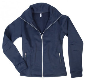 Softshell jas Chesta Blauw