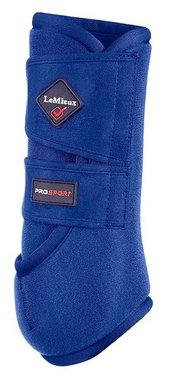 LeMieux Support Boots Benneton Blue