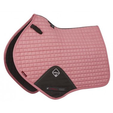 LeMieux Luxury CC Squares Suede: Blush Pink