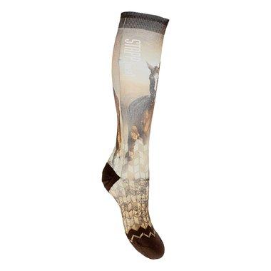 Stapp Horse Print sokken Running Horse 2