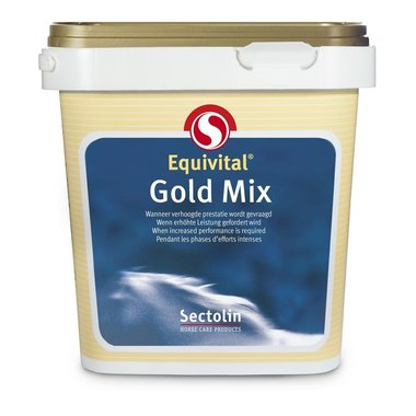 Equivital Gold Mix