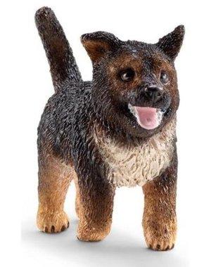 Schleich Duitse herder pup