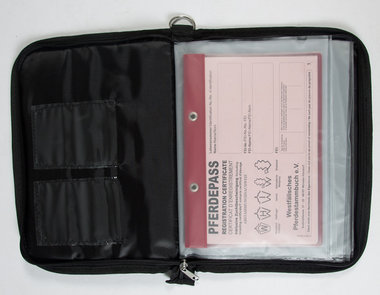 Paspoorthouder / documentenmap Pfiff