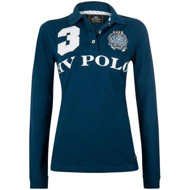 HV Polo Favouritas long sleeve Navy