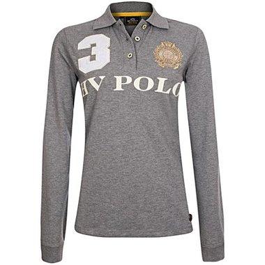 HV Polo Favouritas long sleeve Grey