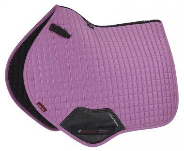 LeMieux Luxury CC Squares Suede: Lavender