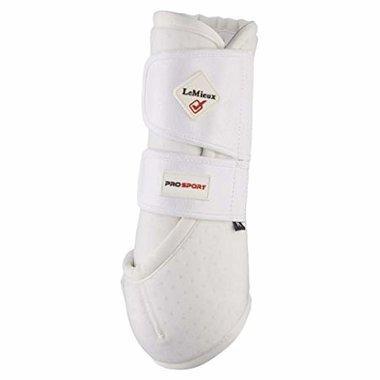 LeMieux Support Boots Wit