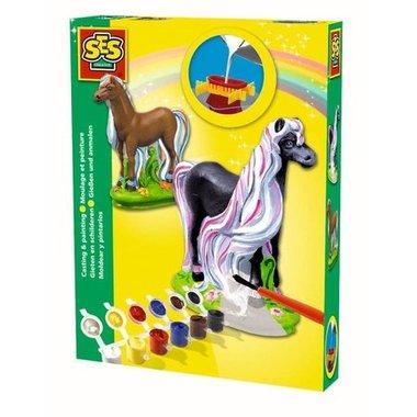 SES; paard Fancy