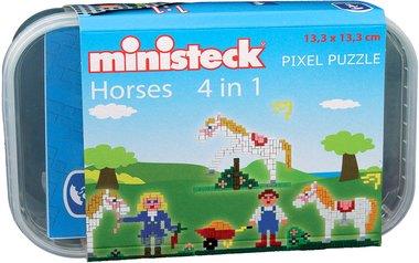 Paarden Ministeck 510 delig
