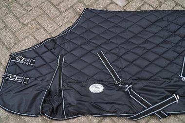 Staldeken / onderdeken PR 200gr zwart