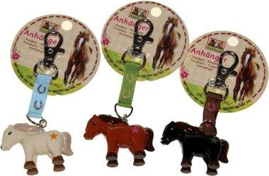 Sleutelhanger paard