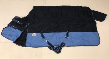 300grams outdoordeken Profi Rider Navy / Ice