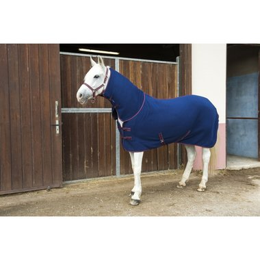 Zweetdeken Norton Fleece met hals