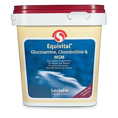 Equivital Glucosamine, Chondroitine & MSM