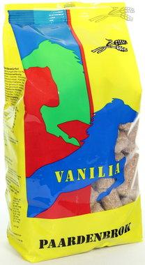 Vanilla paardensnoep Vanille 1kg