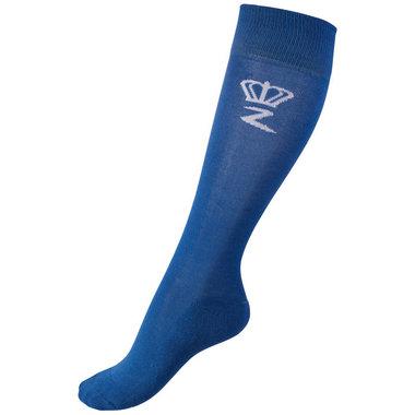 Horze Abby Junior Bamboe sokken Blauw