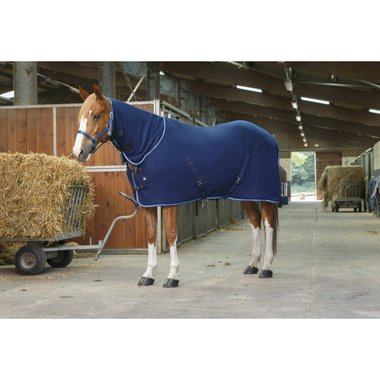 Fleece deken met hals Riding World