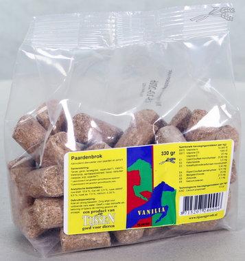 Vanilla paardensnoep Vanille 330 gr