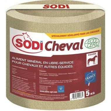 Sodi Cheval Mineralenblok
