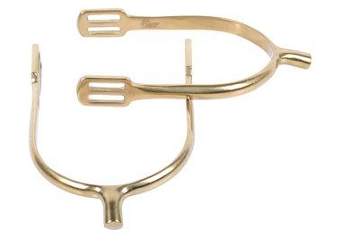 Golden Brass Staafsporen