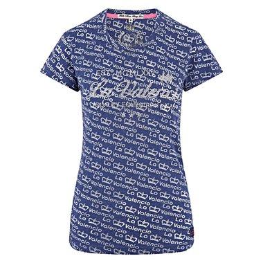 La Valencio Shirt Lucy Navy