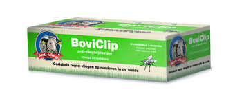 Bovi Clip Anti vliegenplaatje