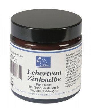 Levertraan/zinkzalf