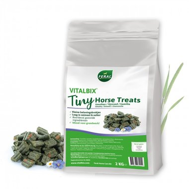 Tiny Horse Treats