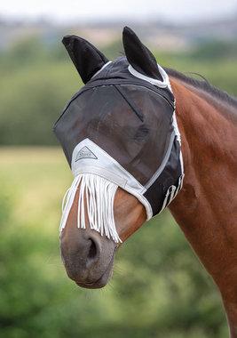 Vliegenmasker Shires zonder oren en neus