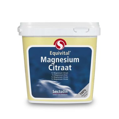 Equivital Magnesium Citraat 1000g