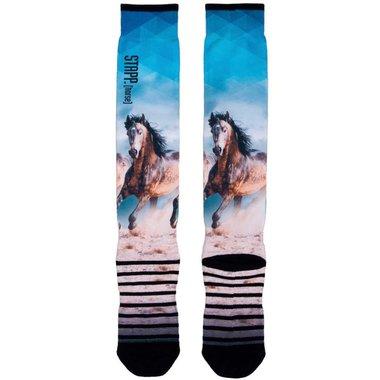 Stapp Horse Print sokken Running Horse