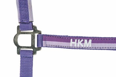Halster + touw HKM Paars-Lila