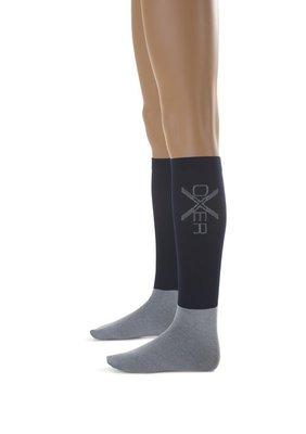 Oxer sokken Donkerblauw