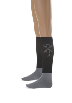 Oxer sokken Zwart