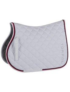 Torpol Elegant Sport Wit Blauw-rood
