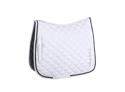 Torpol Elegant Sport Wit Zwart-zilver