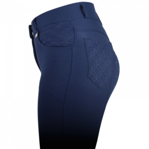 Montar Adalyn Highwaist Knie grip Navy