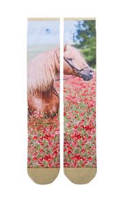 Stapp Horse Print sokken Haflinger