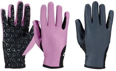 Elastische KINDER handschoenen Horze