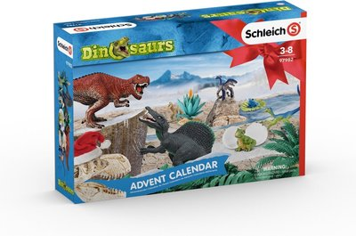 Schleich Adventskalender Dino Club