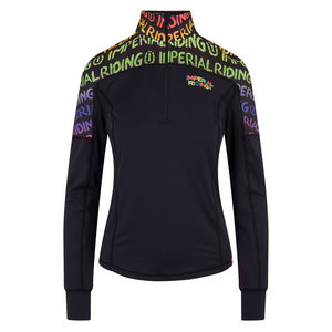 Shirt IR Mad Love Black Multi