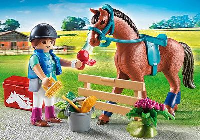 Playmobil Cadeauset paarden