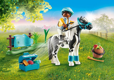 Playmobil Lewitzer pony