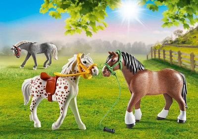 Playmobil Paarden