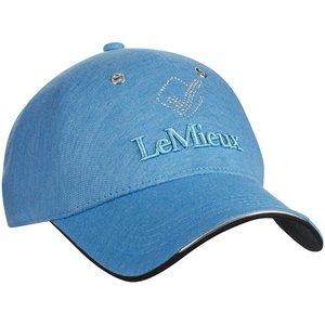 Baseball Cap petje LEMieux Luxe Azure