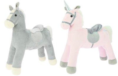Equikids Staande Pluche Pony